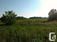 43 Acres Of Vacant Land In Very Desirable Area Of
