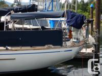 This is a beautiful, well maintained Mason 43' Cutter,