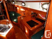 A true world class offering from Hans Christian Yachts