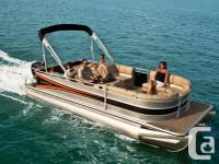2014 Cypress Cay Seabreeze 230Well equipped pontoon