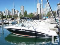 NEW TO MARKET This 4 Winns 240 Horizon has excellent
