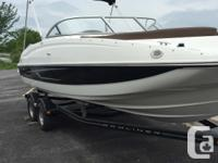 2014 Bayliner 215 Deck Boat*Pricing does not include