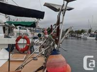 With a steel hull built by Sydney Steel Boats Ltd., the