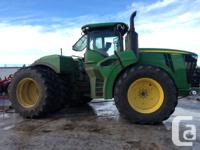 9420R 2015 John Deere 9420R, Articulated four