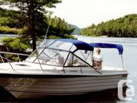 Length: 26� Beam: 10�Interior Freeboard: 26�Upgraded