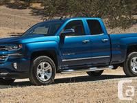 Description: The all new redesigned Chev Silverado