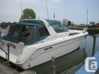 REDUCED $8000.00 370 Searay Sundancer, T-7.4L,