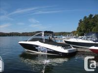 2008 Sea Ray 230 FissionFully loaded, the perfect boat