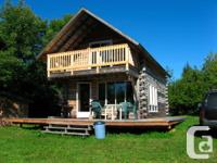 Very exclusive 2br log cabin nestled in the stunning
