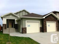 Located in respected Riverstone. This AMAZING open
