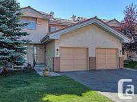 Extensively renovated 2 storey split townhome with