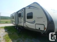 2015 Coachmen Freedom Express Liberty Edition 322RLDS