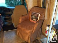 This motor home is in great shape has 157,240 km On the