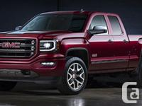 Description: The all newredesigned GMC Sierra is