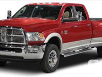 Description: This locally owned 2012 Dodge Ram 3500 has