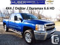Description: Diesel, Allison automatic transmission,