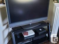 "Older 47"" Sony Bravia LCD (pre smart tvs) Works great,"