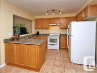 Fabulous Very Well Maintained 3 Br Freehold Townhouse