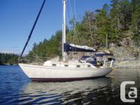 NEW TO MARKET This Sea Sprite 30 has been very well