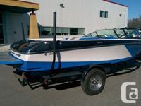 Le bateau de ski Nautique par excellence,Moteur PCM