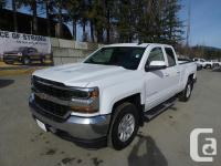 Description: The new Silverado pairs brains with brawn