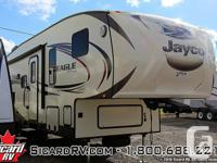 Description: The 2016 Eagle HT 295BHDS, by Jayco,