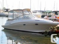 Dealer Owned Inventory 2006 Fourwinns 258 Vista Length: