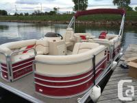 2015 SunChaser Classic Cruise 8520 LRThis boat is the