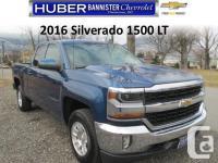 Description: Meet the NEW 2016 Chevy Silverado 1500 LT