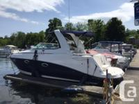 New listing! The perfect small cruiser with big boat