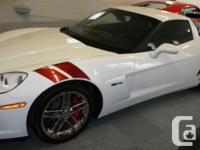 2007 Chevrolet Corvette, Automatic transmission,