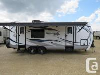 Description: Travel Trailer Features: Awning over main