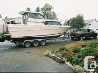 SALE PENDING This boat is moored in Campbell River at