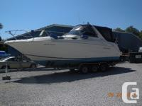 Monterey Sport Yacht for sale. This popular size