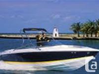 Local 250 Cobalt Bow Rider. Ed Huck Marine sold,
