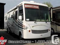 Description: The 2006 Scottsdale 3456, by Newmar,
