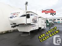 Air Conditioners x2, Aluminum Wheels, Power Awning,