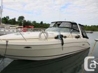 This very attractive midsize family cruiser boasts a
