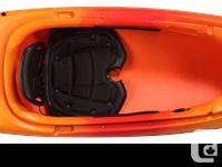 Compact kayak with a lot of volume...that�s the best