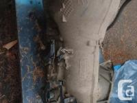 4L80e came from a chevy / gmc 2004 2500hd 4x4. Was