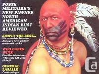 MILITARY MAGAZINES: MILITARY MODELLING JULY 1994 PAWNEE