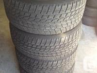 4x 275/40R20 106H PNEUS D' HIVER TOYO OPEN COUNTRY G-02
