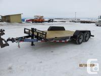 "2016 Load Trail CC10 80"" X 16' Tandem Axle Carhauler"