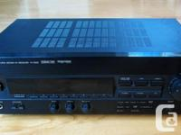 Yamaha 5.1 Home Theatre System for Sale. Includes the