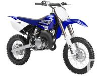 New. Ready to race.The YZ85 is ready to race right out