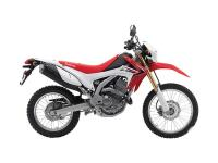 More than just a smooth gravel-road runner the CRF250L