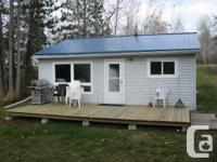 Little (650sf) 2br/1bath waterfront house on the West