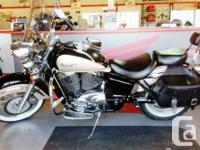 Beautiful bike with all the I wantsThe Shadow Aero is a