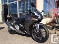 Honda CBR500R, 2015, Rabais de 100$, Financement a