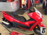 Scooter Honda Forza 300 cc, Modele 2015 neuf... RABAIS